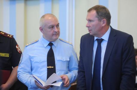 Дмитрий Миронов: «Наша задача – обеспечить правопорядок и безопасность во время значимых мероприятий»