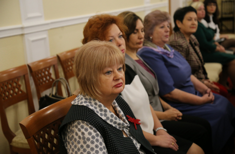 Совместное заседание Антитеррористической комиссии в Орловской области и Оперативного штаба в Орловской области