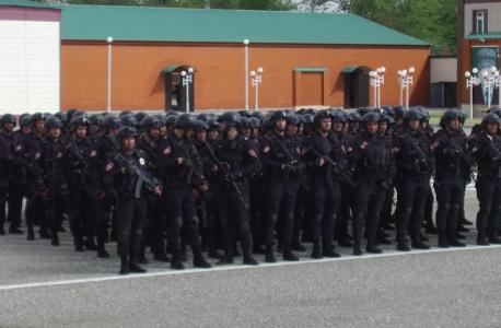 Оперативным штабом НАК в Чеченской Республике проведено плановое антитеррористическое учение «Рельеф-2019»