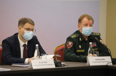 В Нижнем Новгороде проведено  заседание антитеррористической комиссии в Нижегородской области по итогам 2020 года