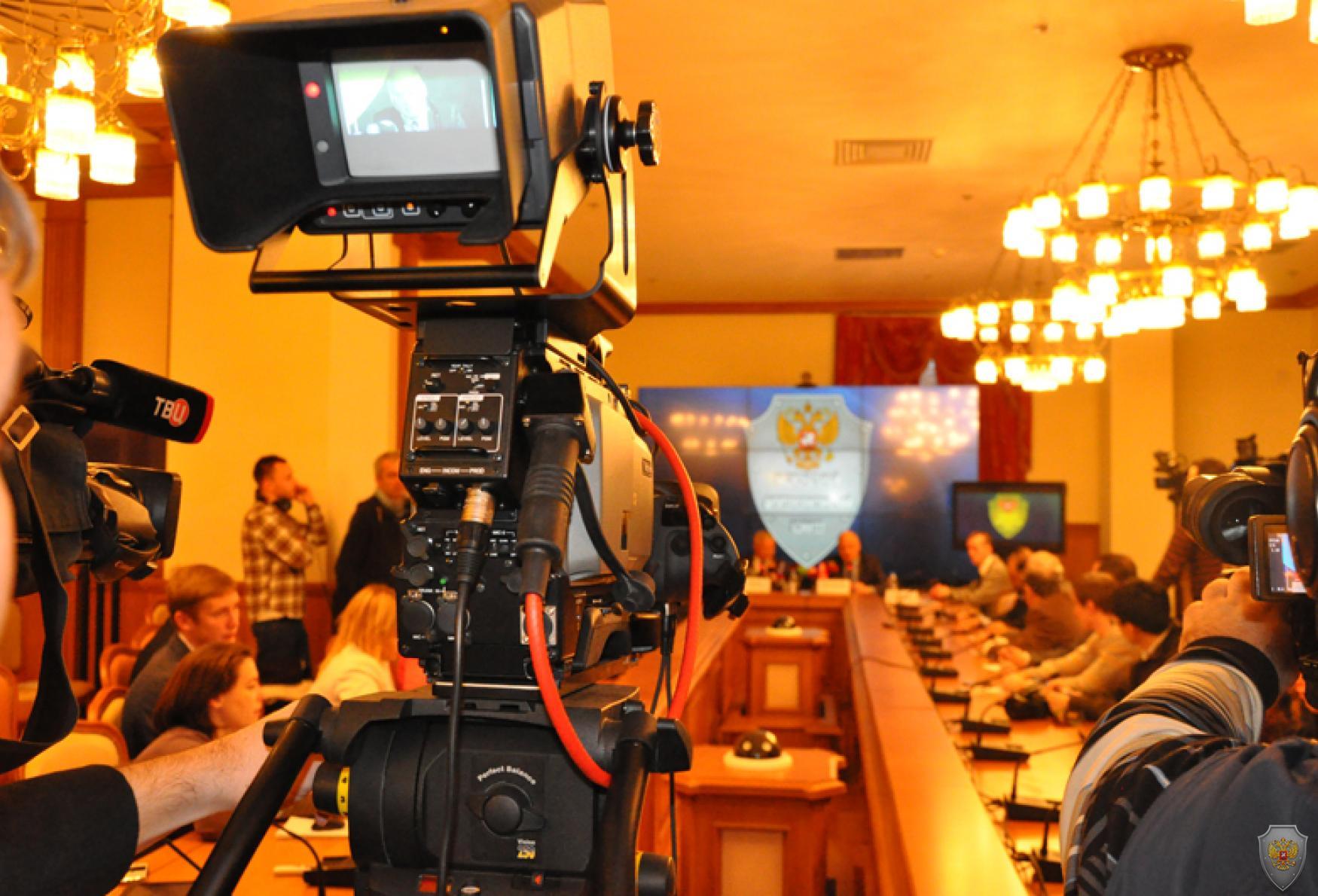 Международная пресс-конференция Информационного центра НАК в МИД России. «Профилактика террористических угроз – приоритетная задача государства и общества». Москва. 16 декабря 2014 года