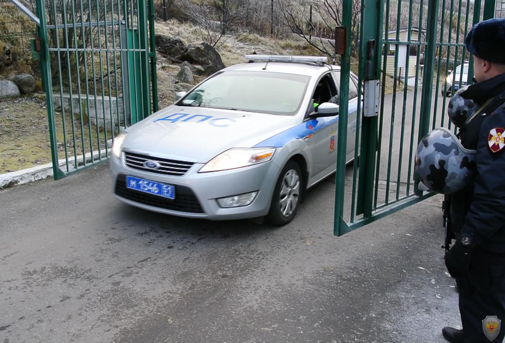 Оперативным штабом в морском районе (бассейне) в городе Мурманске проведено масштабное тактико-специальное учение
