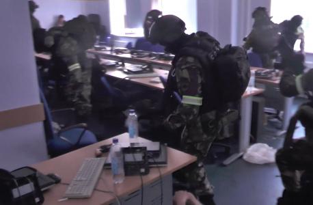 Террористы нейтрализованы