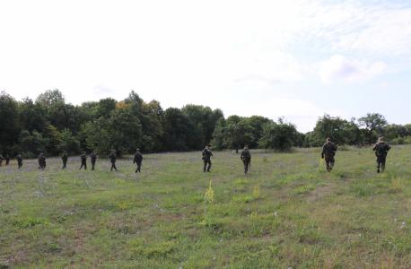 В Курской области проведено плановое тактико-специальное учение «Рельеф -2019»
