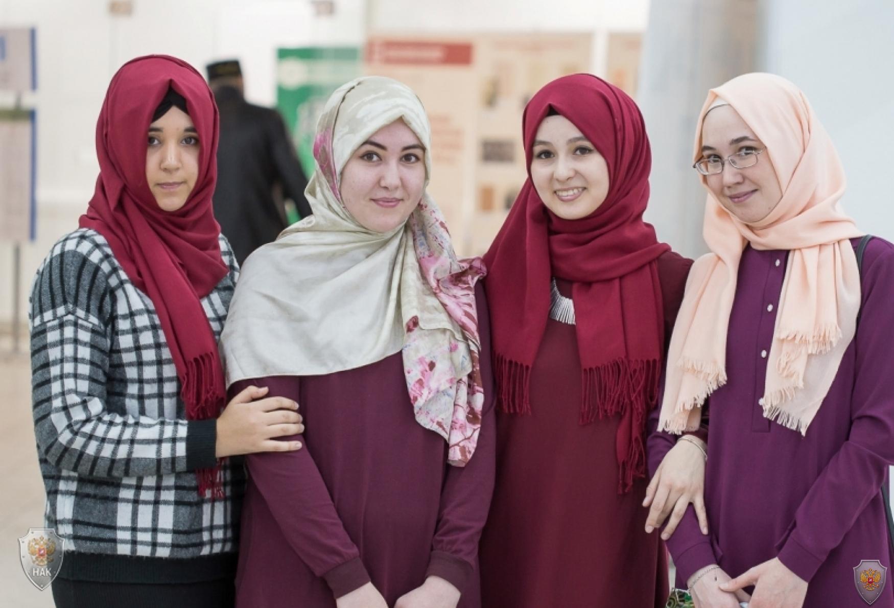 VIII межрегиональный форум «Мусульманский мир - 2018»