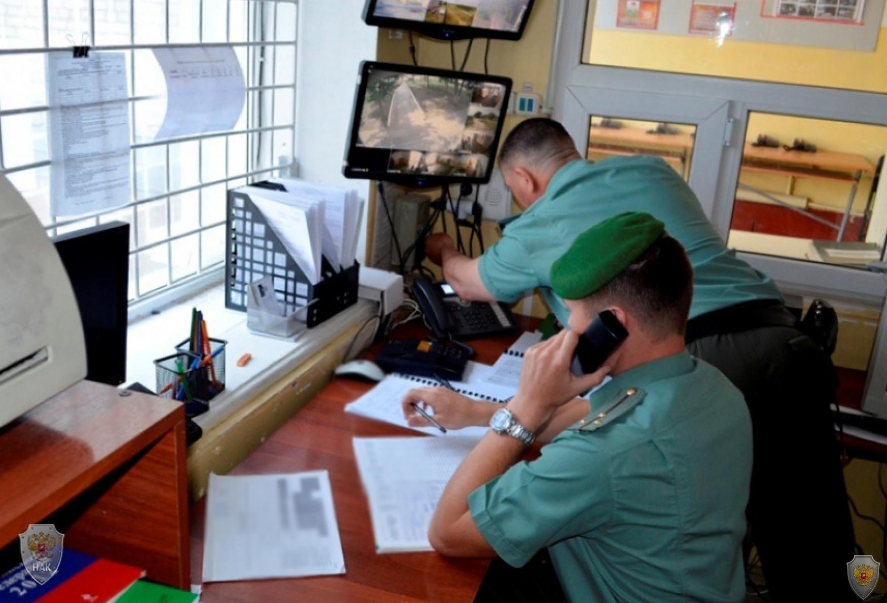 Действия дежурных служб по полученной информации о совершении террористического акта