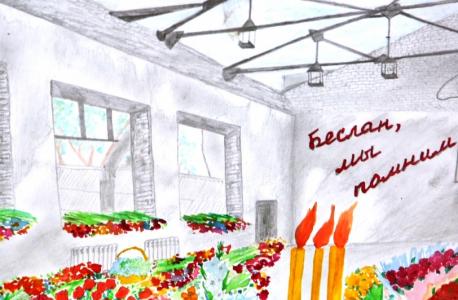 В Красноярске на церемонии открытия XIV форума  «Современные системы безопасности – Антитеррор» наградили победителей конкурса детского рисунка