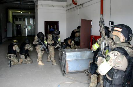 Оперативным штабом в Республике Саха (Якутия) проведены контртеррористические учения
