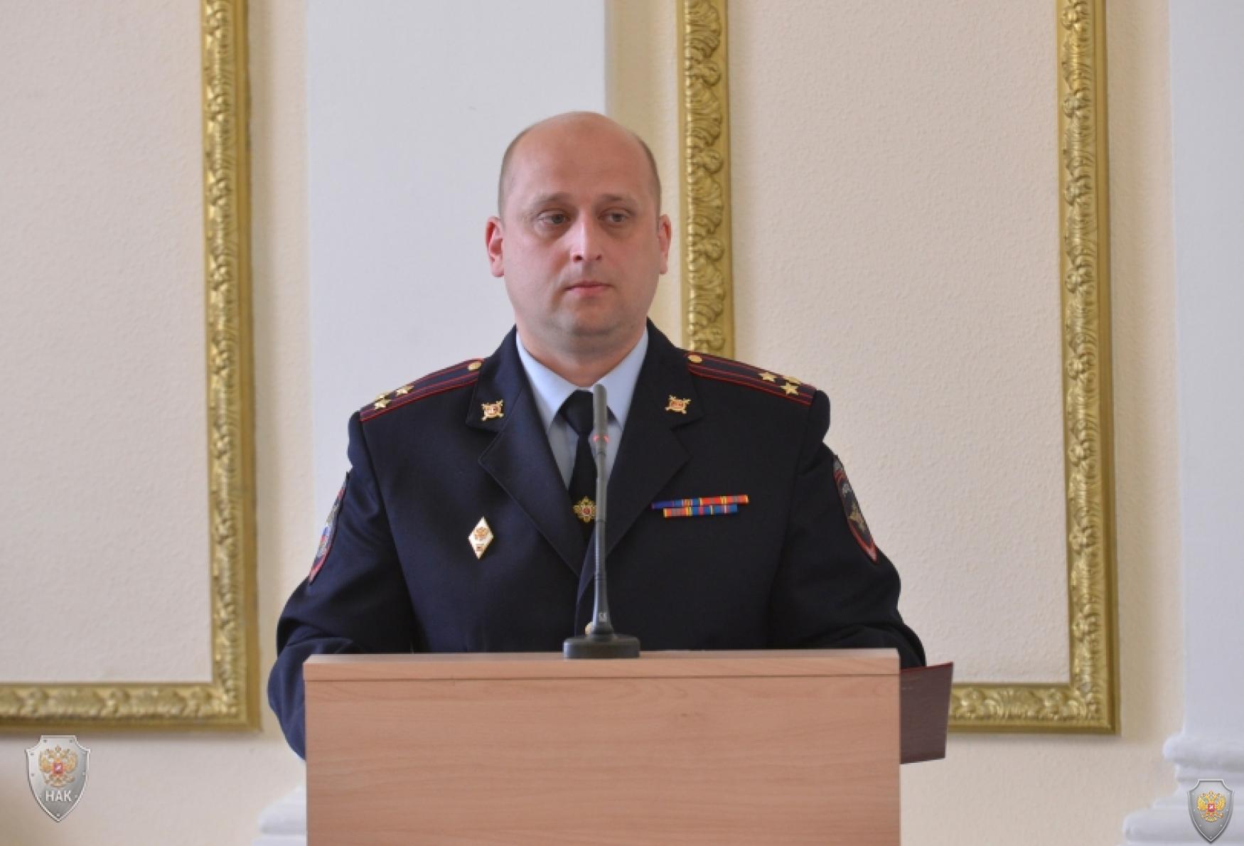Заседание антитеррористической комиссии Брянской области.