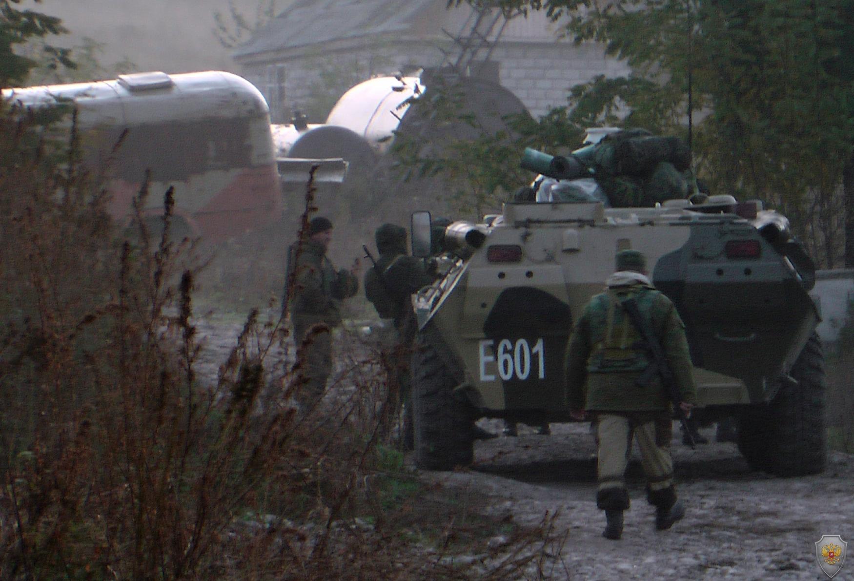В Ингушетии правоохранительными органами предотвращена серия терактов