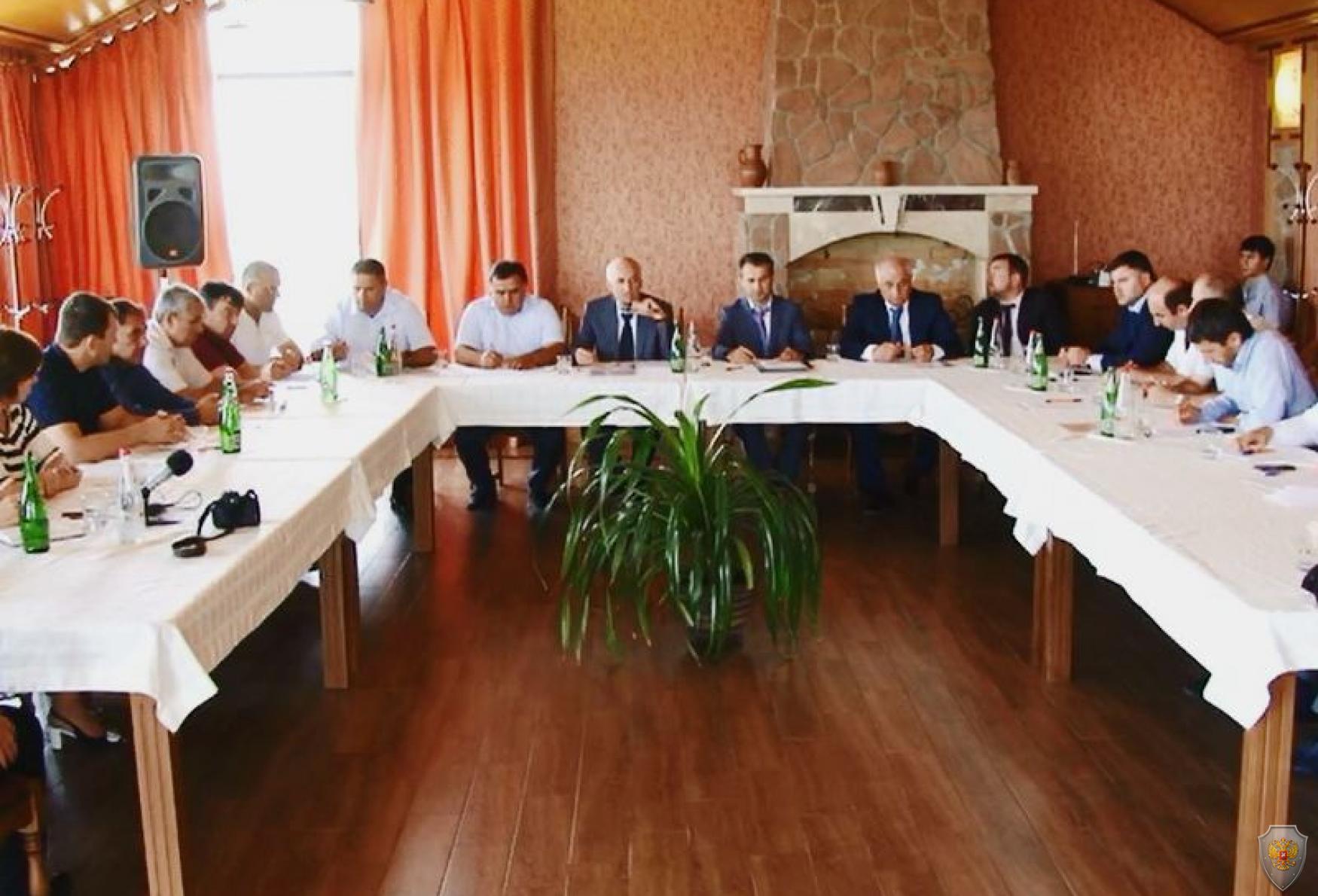 В городе Дербенте прошёл форум «Дагестан - против террора»