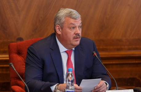 Приветственное слово Главы Республики Коми, председателя Антитеррористической комиссии в Республике Коми