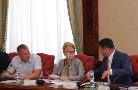 Обсуждение вопроса «О ходе реализации мероприятий Комплексного плана противодействия идеологии терроризма в Республике Коми на 2013 – 2018 годы»