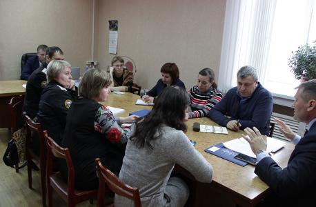 В Усть-Цилемском районе Республики Коми прошла командно-штабная тренировка