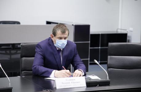 Секретарь антитеррористической комиссии в Чукотском автономном округе Селищев Валерий Юрьевич