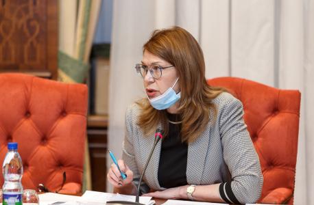 Выступление и.о. министра инвестиций, промышленности и транспорта Республики Коми Панюковой Л.Г. по вопросу
