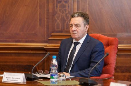 Прошло совместное заседание Антитеррористической комиссии и Оперативного штаба в Республике Коми