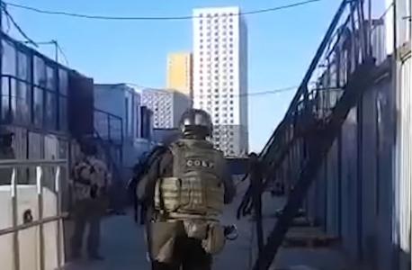 Задержан подозреваемый в подготовке теракта в Московской области