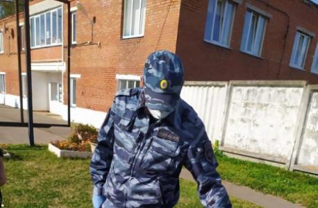 Полицейские и общественники Дмитровского городского округа провели со школьниками урок по безопасности