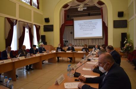 Проведено заседание Совета при Губернаторе Ивановской области по гармонизации межнациональных отношений