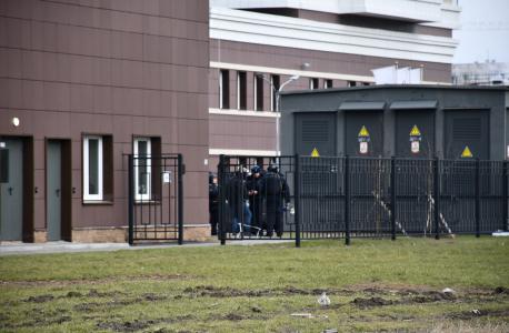 Оперативным штабом в Санкт-Петербурге проведено антитеррористическое учение