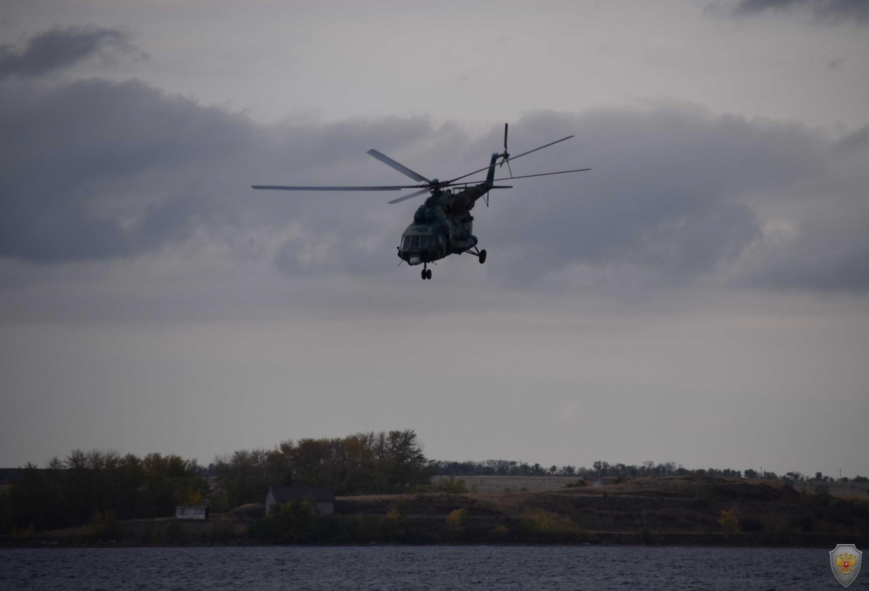 В Челябинской области прошли антитеррористические учения силовиков