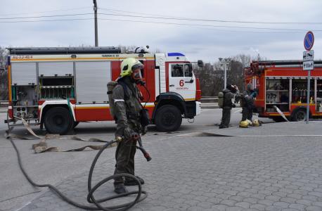 Оперативным штабом в Чувашской Республике проведено антитеррористическое учение