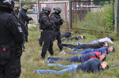 Оперативным штабом в Курганской области проведено командно-штабное антитеррористическое учение