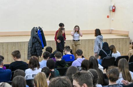 В Приморье проводится профилактика конфликтов в молодежной среде