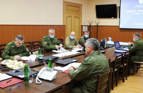 В Архангельской области проведено антитеррористическое учение