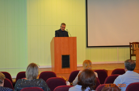 В Твери состоялся учебно-методический сбор секретарей антитеррористических комиссий
