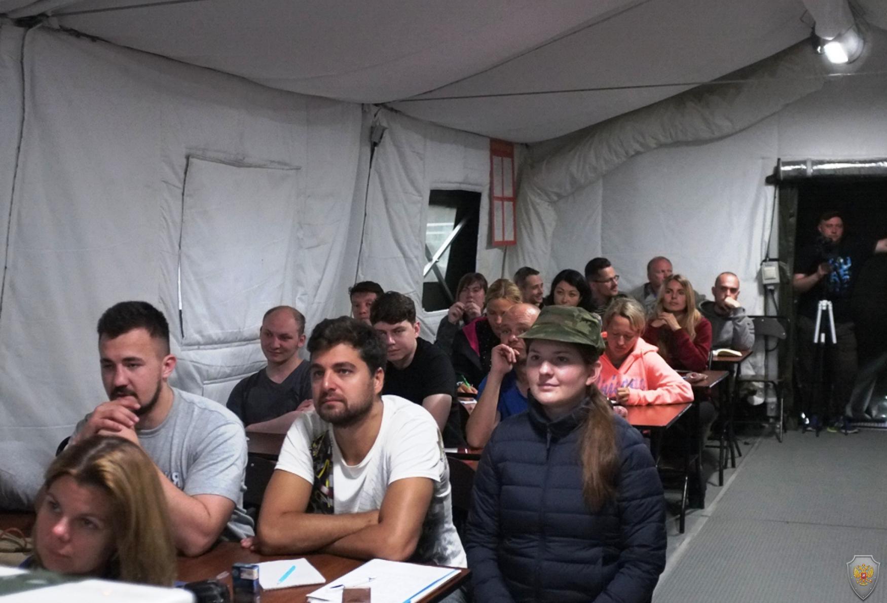 Учебно-практические курсы экстремальной журналистики «Бастион»