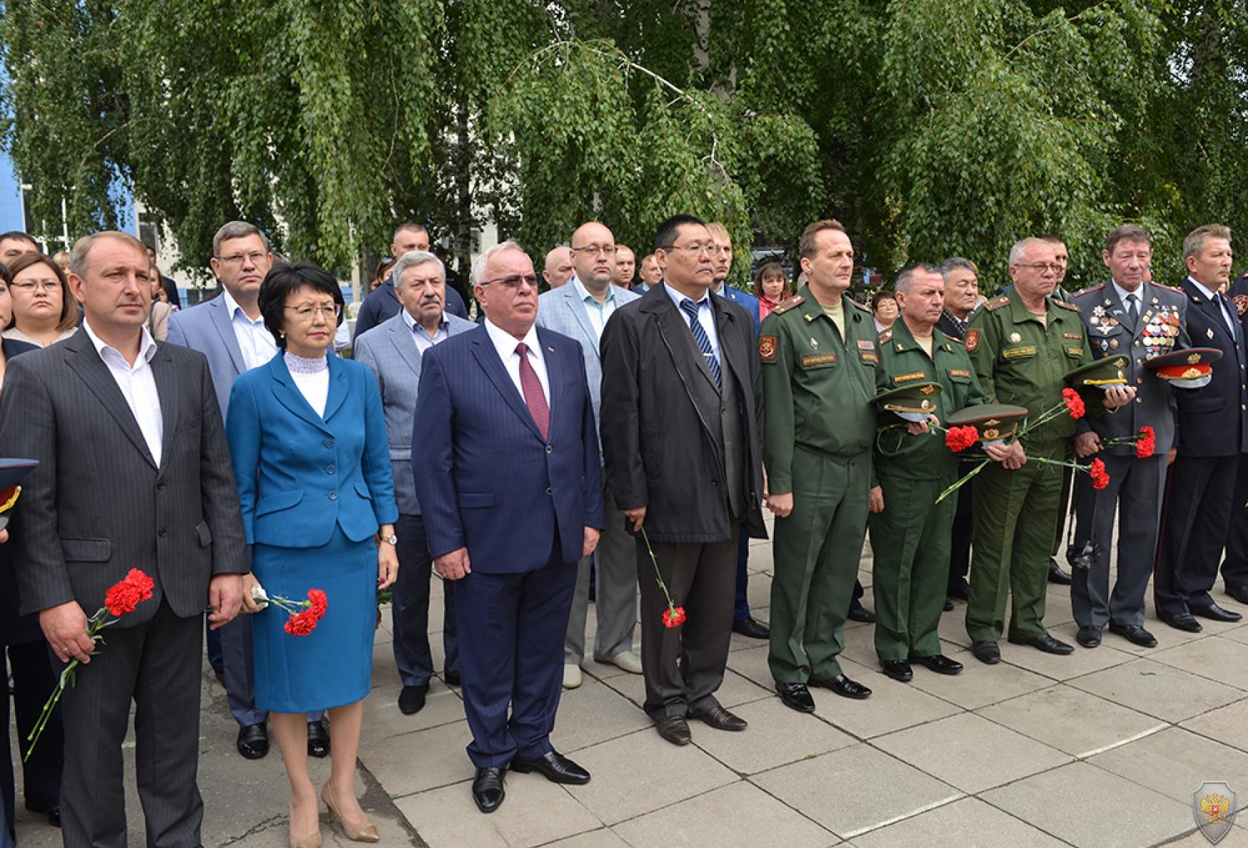 День солидарности в борьбе с терроризмом в Республике Алтай