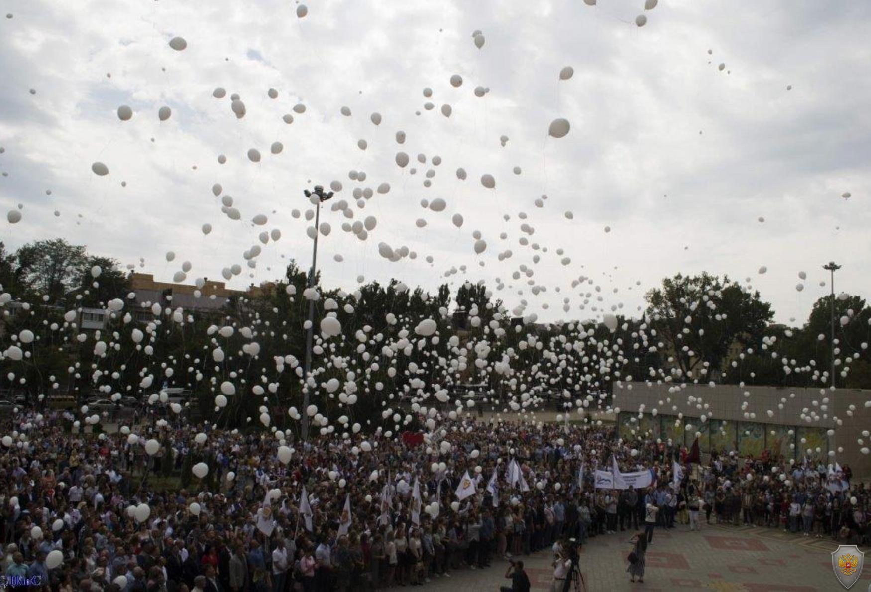 Памятная акция в Ставрополе собрала более 4 тысяч человек