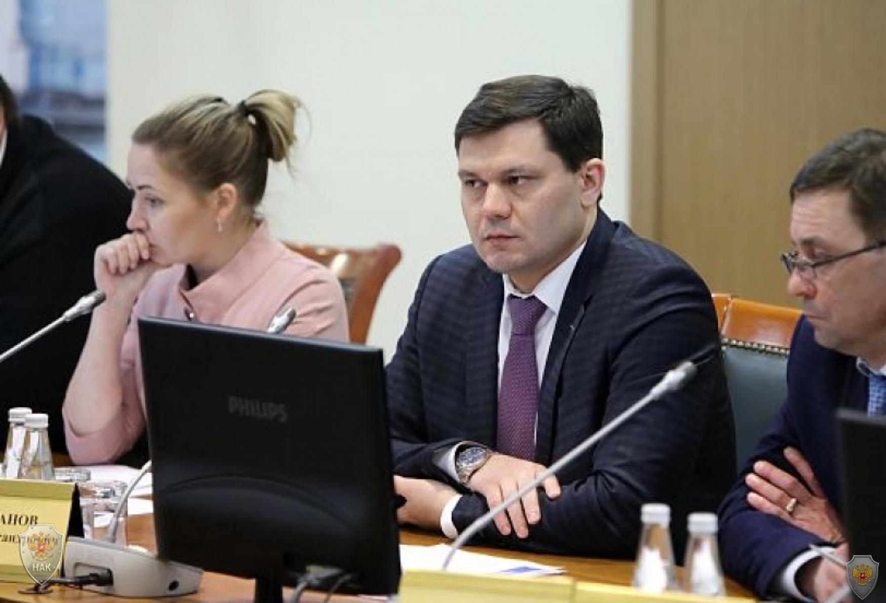 Мэр города Вологды С.А. Воропанов