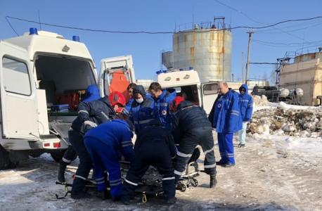 В Усинске проведена командно-штабная тренировка по действиям при установлении уровней террористической опасности