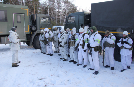 Оперативным штабом в Красноярском крае проведено тактико-специальное учение «Рельеф-2019»