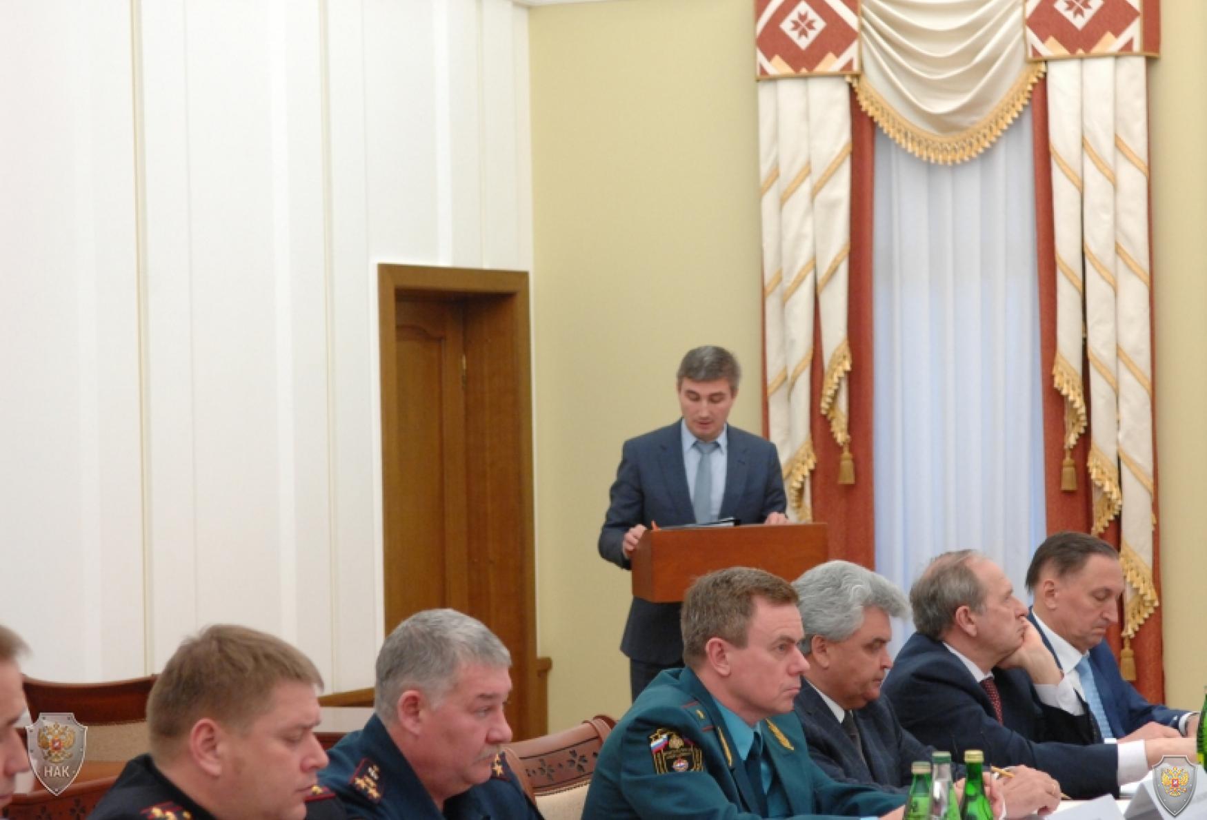 Владимир Волков: «На майские праздники в Мордовии будут усилены меры безопасности»