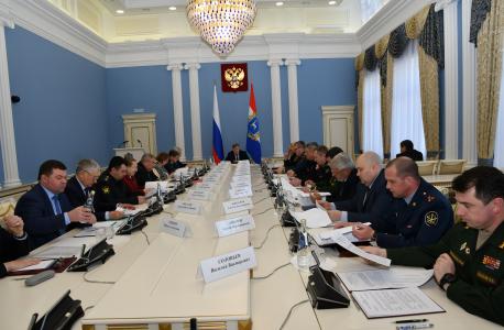 Заседание АТК в Самарской области