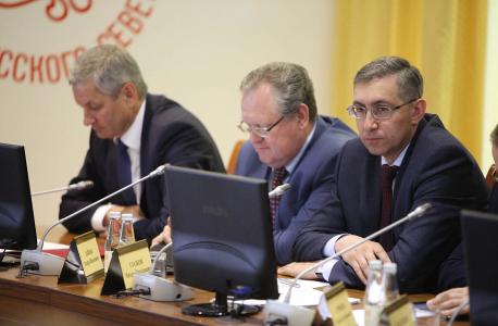 Заседание антитеррористической комиссии Вологодской области 1 марта 2019 года