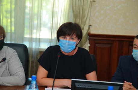 Заседание Антитеррористической комиссии Республики Алтай