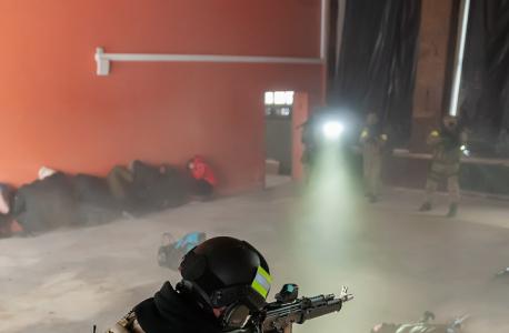 Оперативным штабом в Мурманской области проведено командно-штабное учение