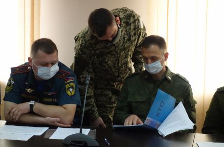Подготовка материала для доклада руководителю КТО