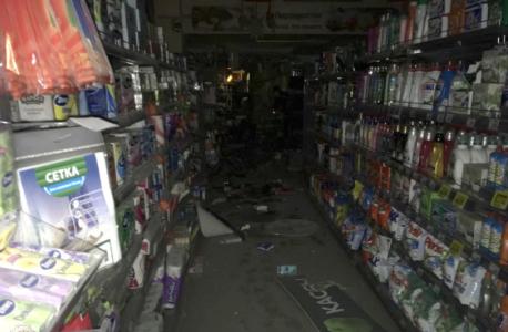 В одном из магазинов Санкт-Петербурга произошел подрыв взрывного устройства