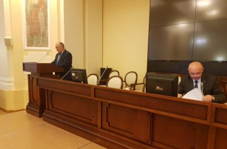 Проведено заседание рабочей группы по реализации мероприятий Комплексного плана противодействия идеологии терроризма