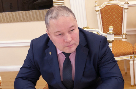 Ринат Садретдинов - руководитель аппарата антитеррористической комиссии в Ямало-Ненецком автономном округе
