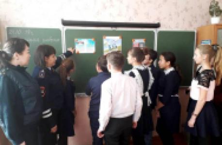 В Заиграевском районе Бурятии сотрудники полиции подключились к профилактической акции «Нет ненависти и вражде!»