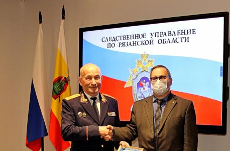 Совместное заседание Общественного и Консультативного советов при следственном управлении СК России проведено в Рязанской области
