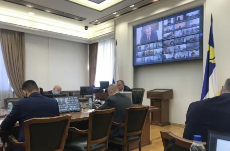 Состоялось заседание антитеррористической комиссии в Республике Бурятия