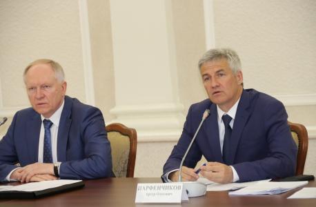 Глава Карелии провел заседание антитеррористической комиссии